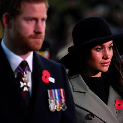 Prinz Harry und Meghan Markle heiraten am 19. Mai 2018