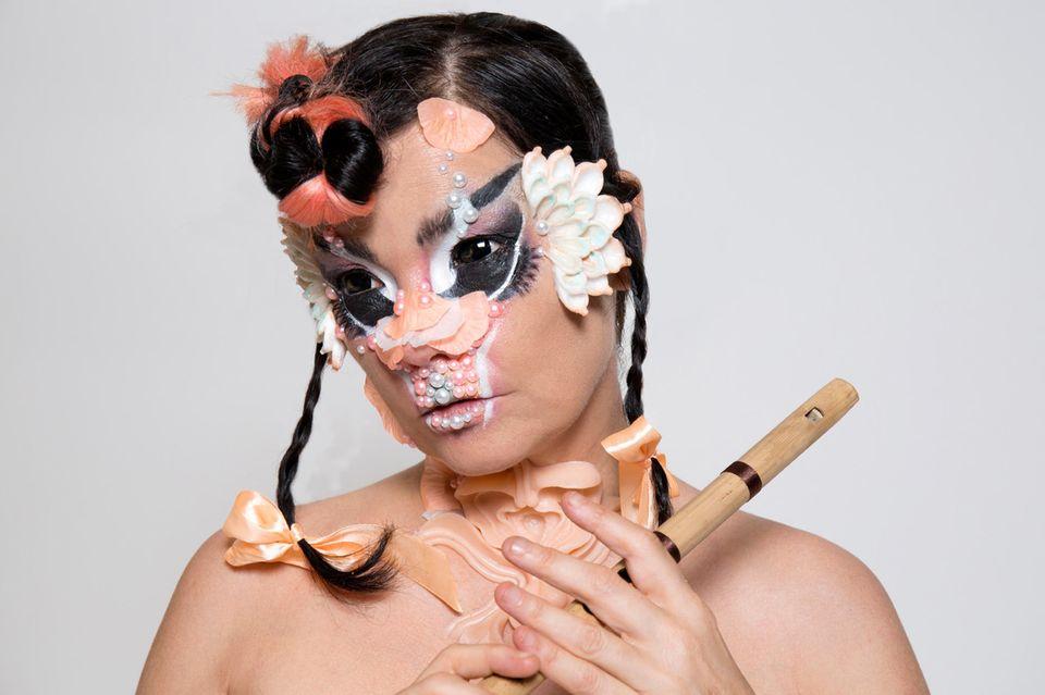 """Internationale Stars wie Sängerin Björk gehörenzum Line-up des """"Primavera Sound"""" Barcelona"""