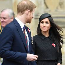 Prinz Harry, Meghan Markle