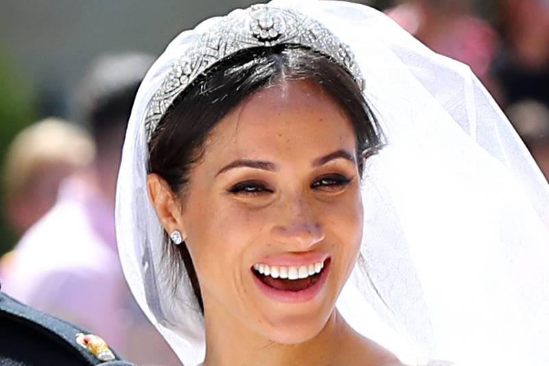 Herzogin Meghan Dieses Diadem Tragt Sie Zur Hochzeit Gala De