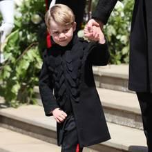 Prinz George bei der Hochzeit von Prinz Harry und Herzogin Meghan