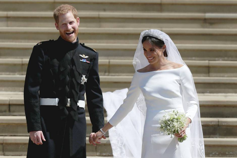Prinz Harry + Meghan Markle