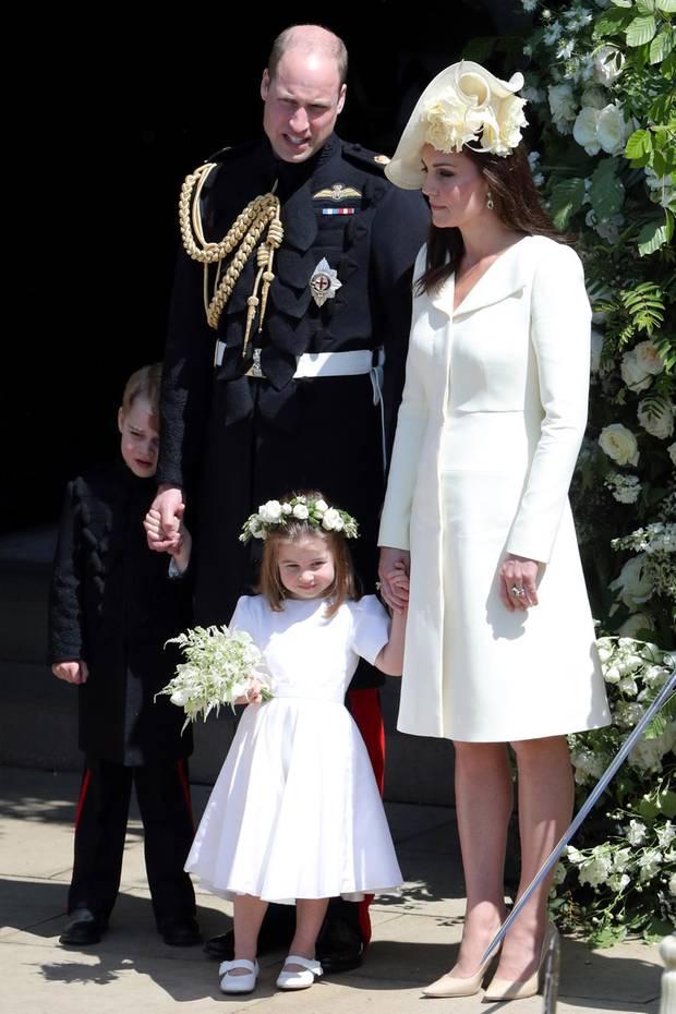 Hochzeit Prinz Harry Meghan Markle Die Hochkaratige Gasteliste