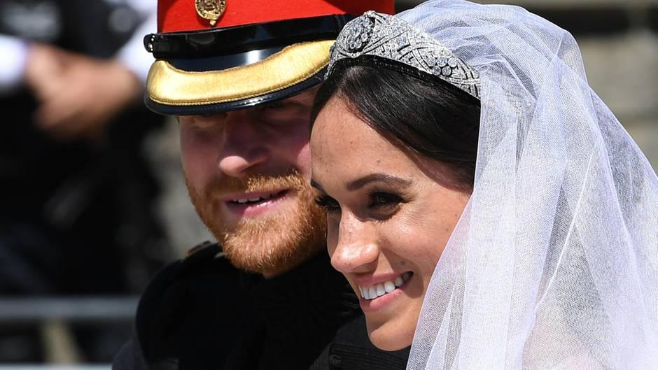 Prinz Harry + Meghan Markle: Kurze Auszeit für das angespannte Brautpaar