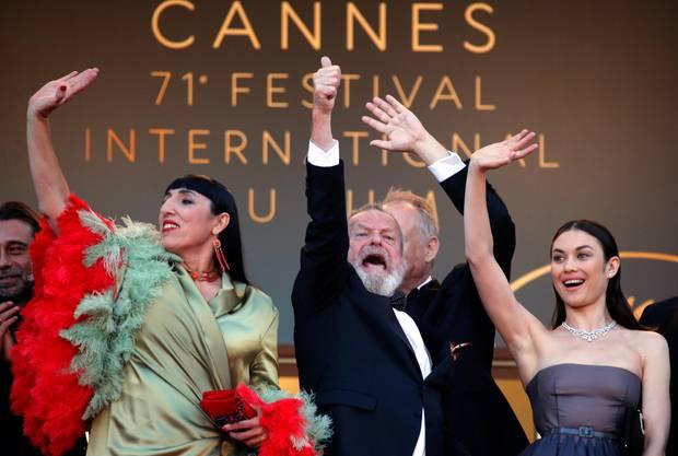 """En gelungener Abschluss: Die 71. Internationalen Filmfestspiele von Cannes neigen sich unter großem Jubel dem Ende. Die Goldene Palme geht in diesem Jahr an das japanische Drama """"Shoplifters""""."""