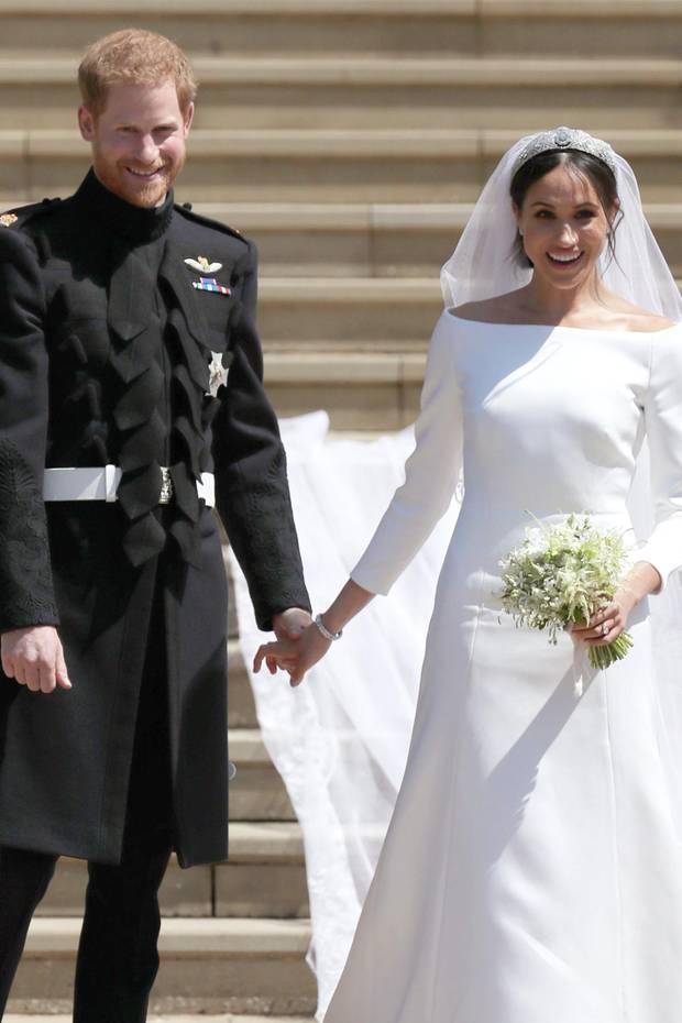Prinz Harry Meghan Markle Geheime Details Zur Hochzeit Gala De
