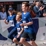 21. Mai 2018  Wer wohl schneller ist bei diesen drei? Isabella, Vincent oder Christian?