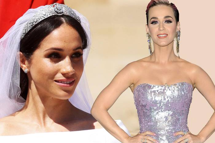 Meghan Markle, Katy Perry