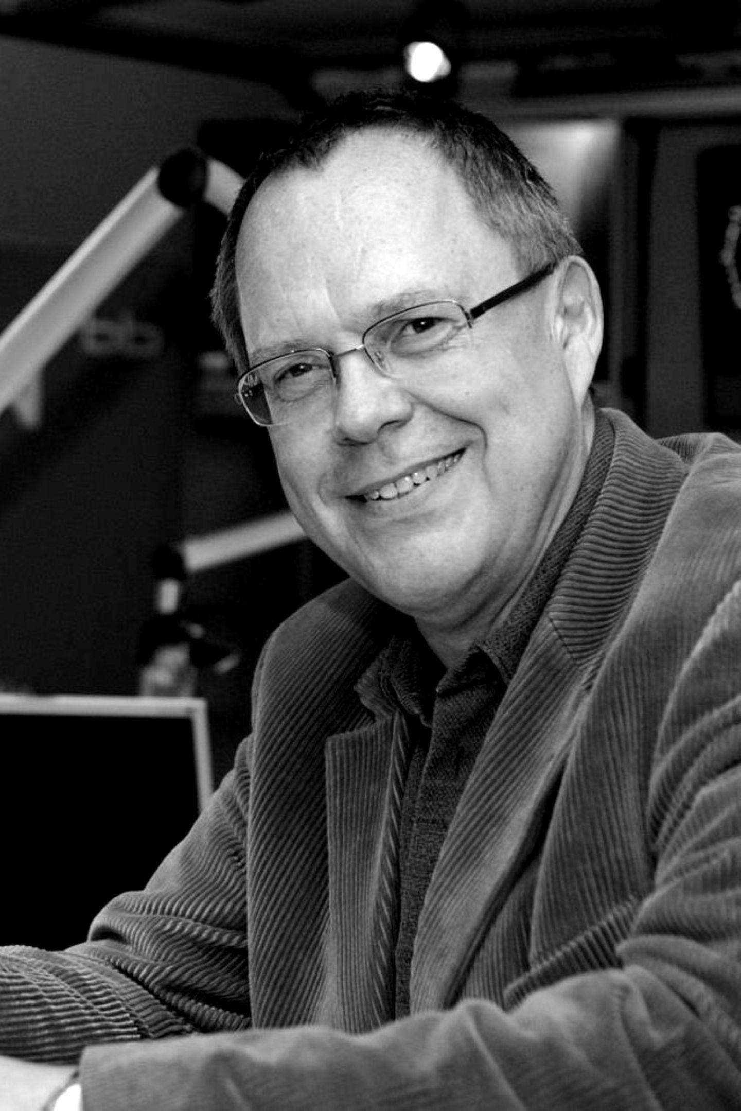 Radiomoderator Und Musikfreund Jurgen Jurgens 65 Ist Gestorben Gala De