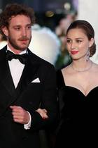 Pierre + Beatrice Casiraghi