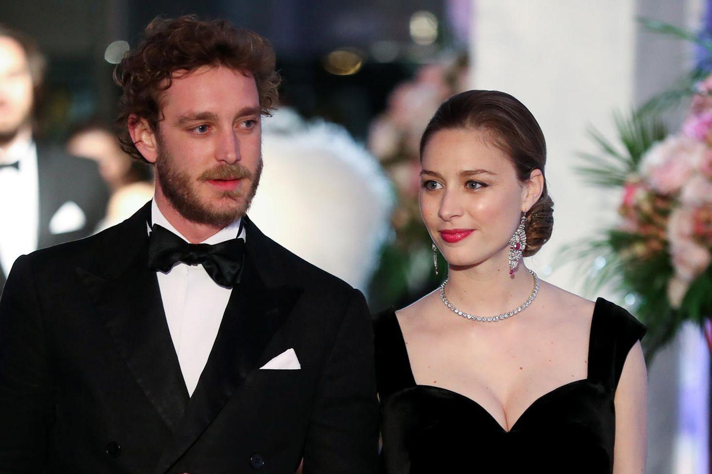 Pierre + Beatrice Casiraghi