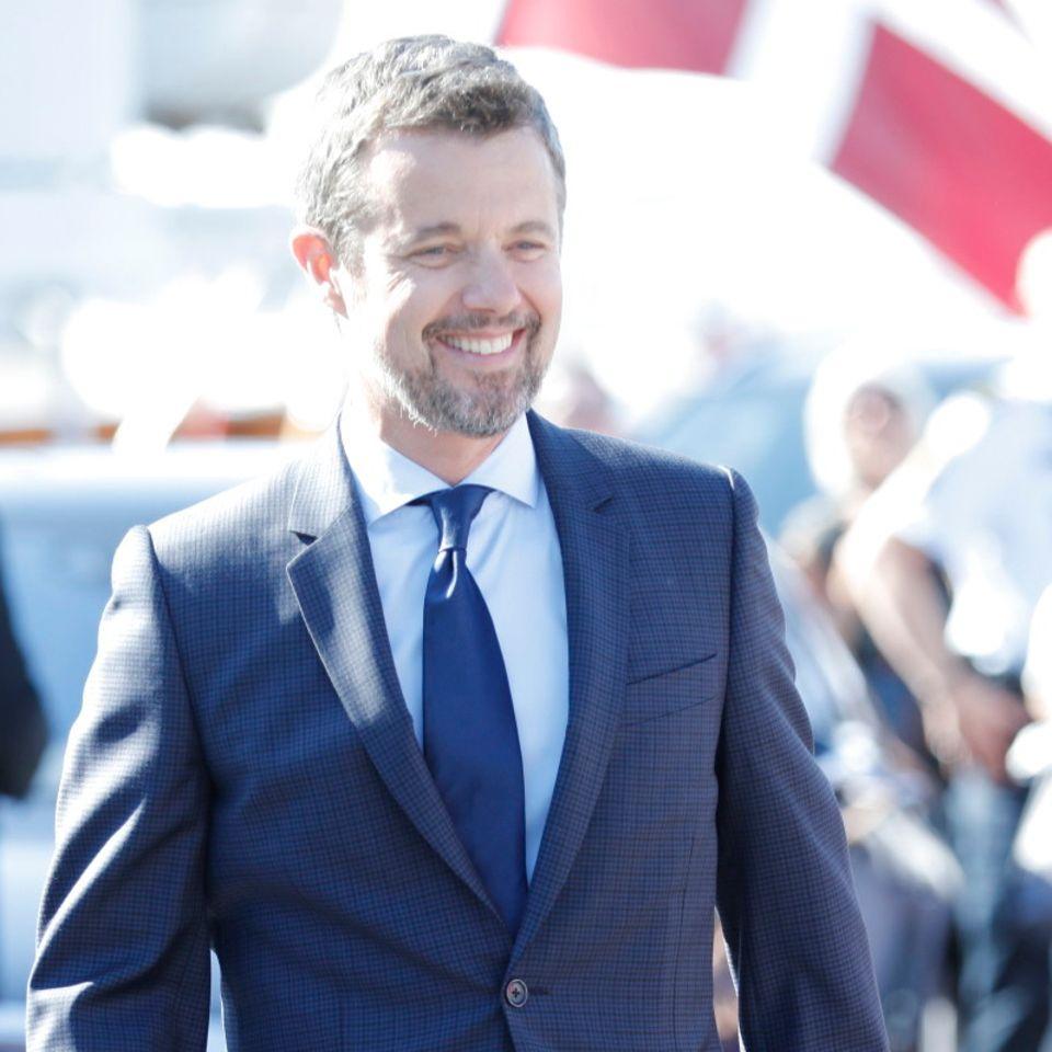 Prinz Frederik von Dänemark