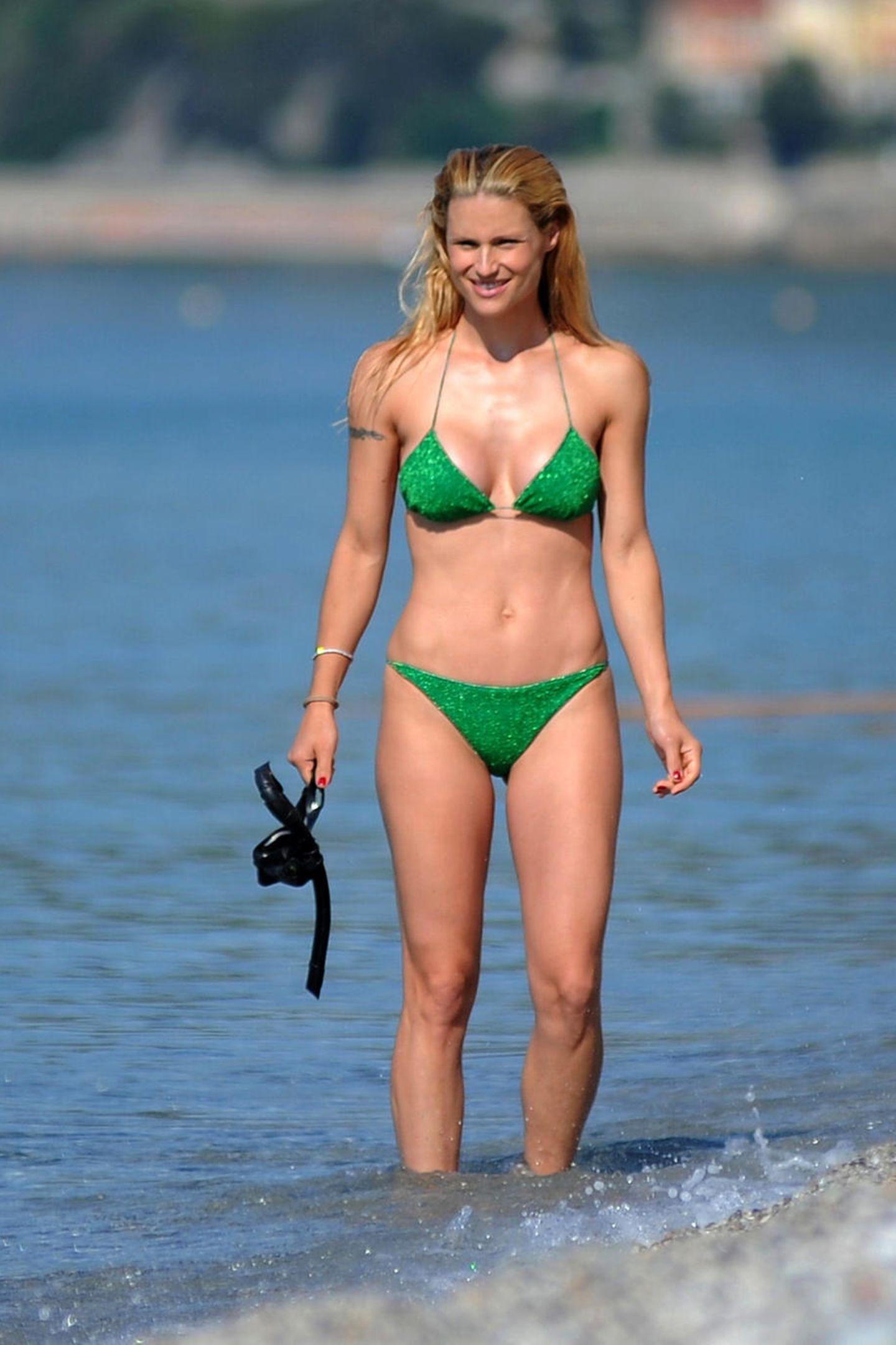 Am hunziker strand nackt Hunziker: Das