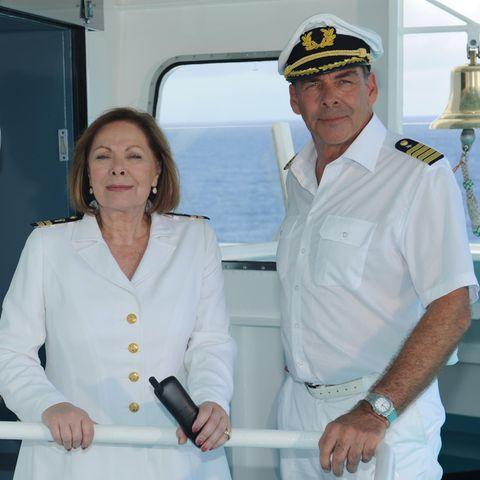 """Das Ende einer TV-Ära: Nach Heide Keller geht nun auch Sascha Hehn beim """"Traumschiff"""" von Bord."""