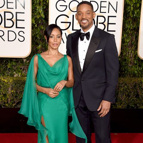 Jada Pinkett Smith + Will Smith