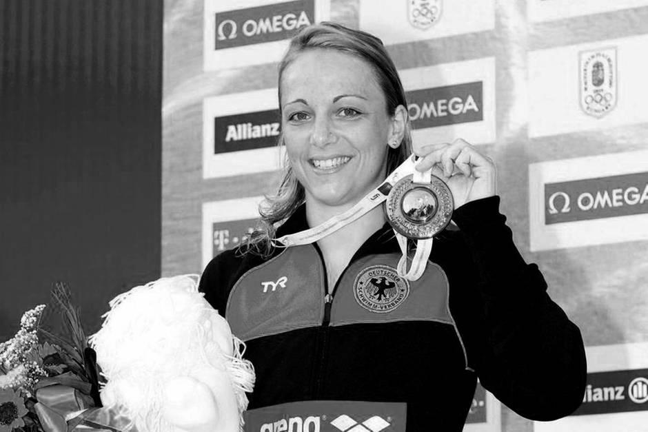 Daniela Samulski galt als eine der erfolgreichsten deutschen Schwimmerinnen der vergangenen Jahre
