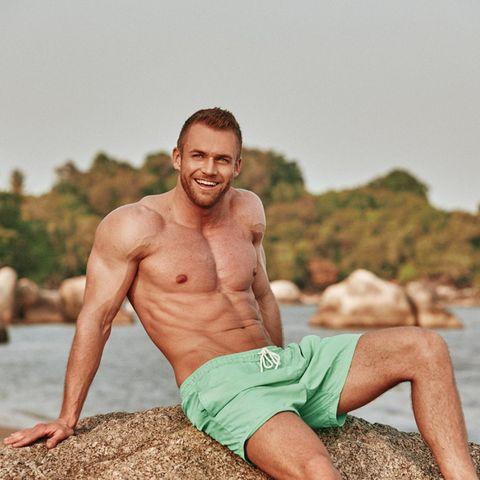 """Bachelor in Paradise""-Kandidat Philipp Stehler."