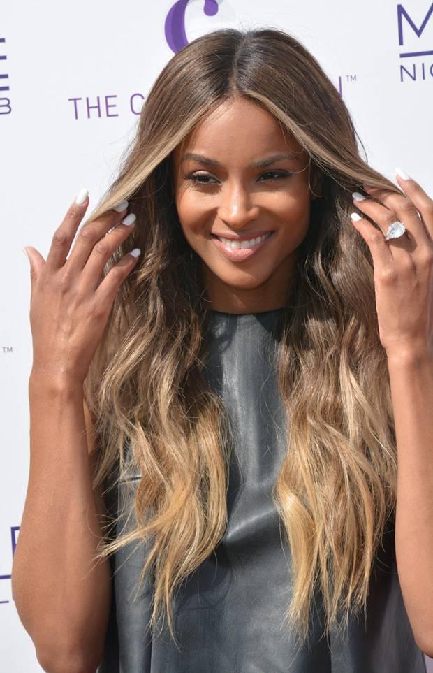 Ombre Hair Der Farbtrend Der Stars Fur Alle Haarfarben Gala De
