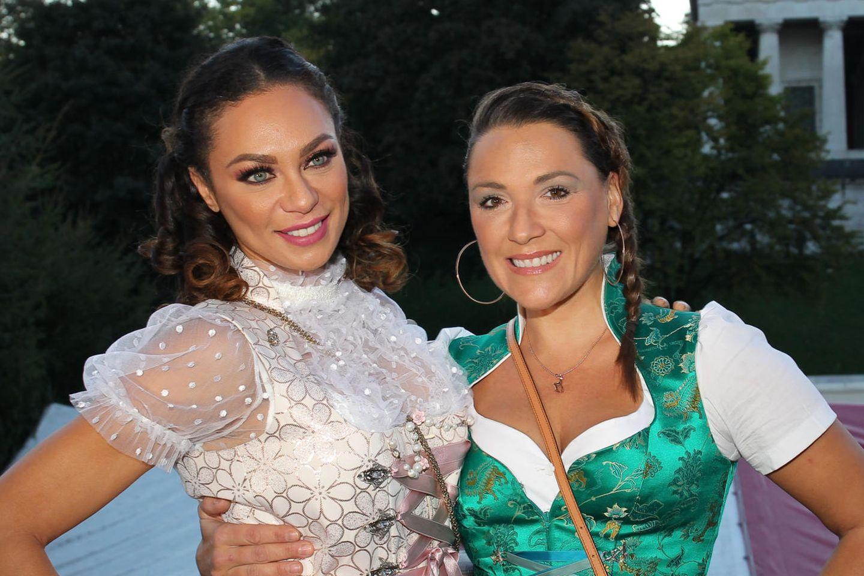 Lilly Becker + Simone Ballack