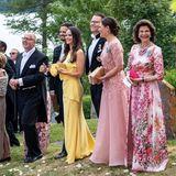 2. Juni 2018  Die Freude steht den Schweden-Royals bei dieser schönen Sommerhochzeit wirklich ins Gesicht geschrieben.