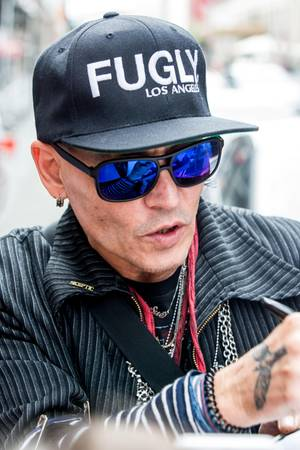 Johnny Depp Er Sieht Immer Schlechter Aus Galade