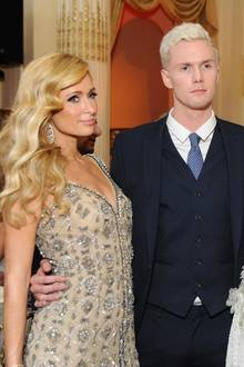 Paris, Barron und Nicky Hilton