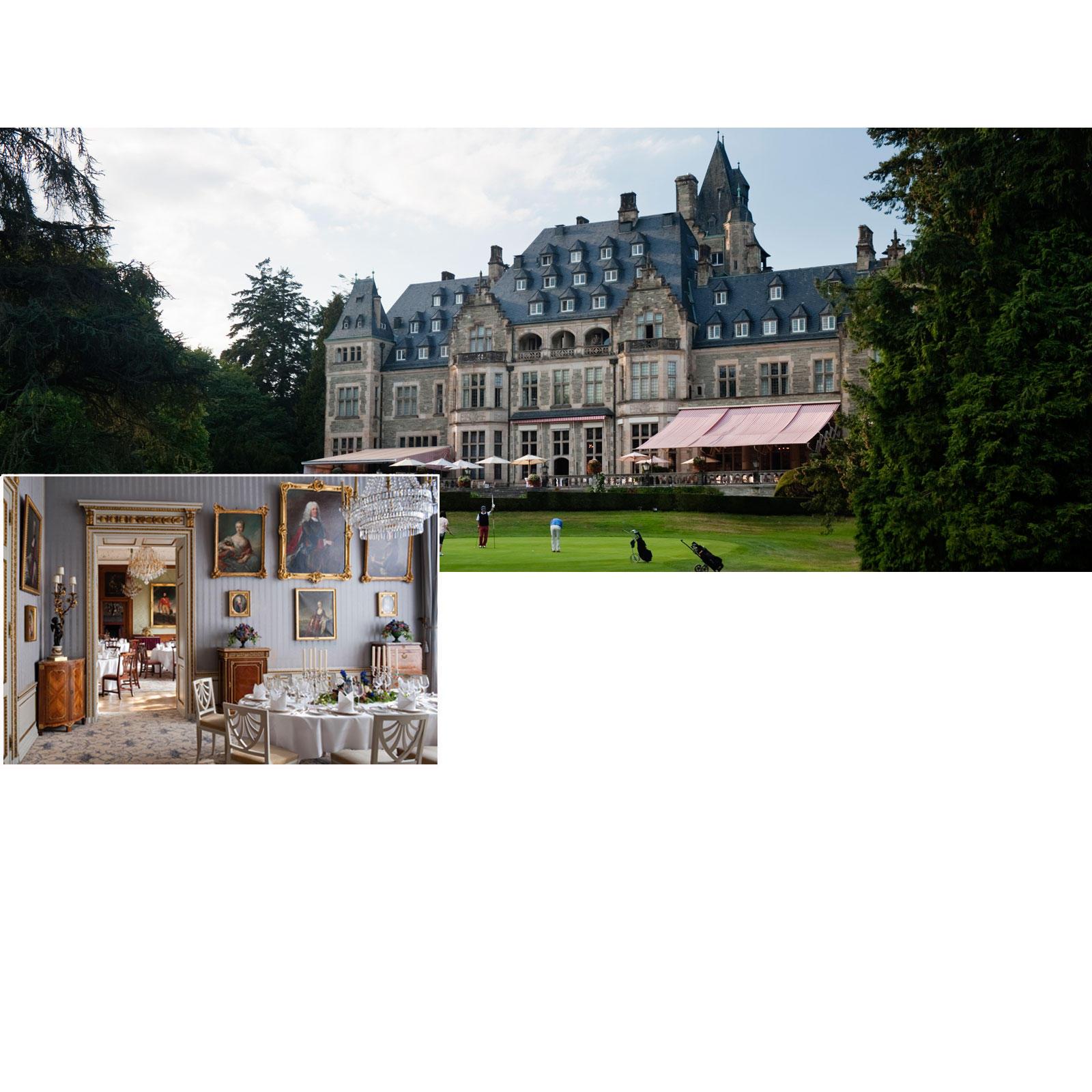 Gewinnen Sie eine Übernachtung im Schlosshotel Kronberg