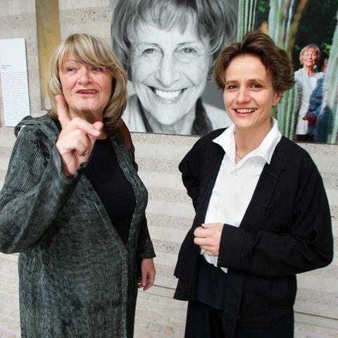 Alice Schwarzer, Bettina Flitner