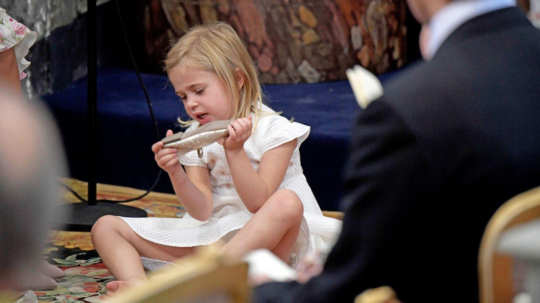Taufe von Prinzessin Adrienne cover image