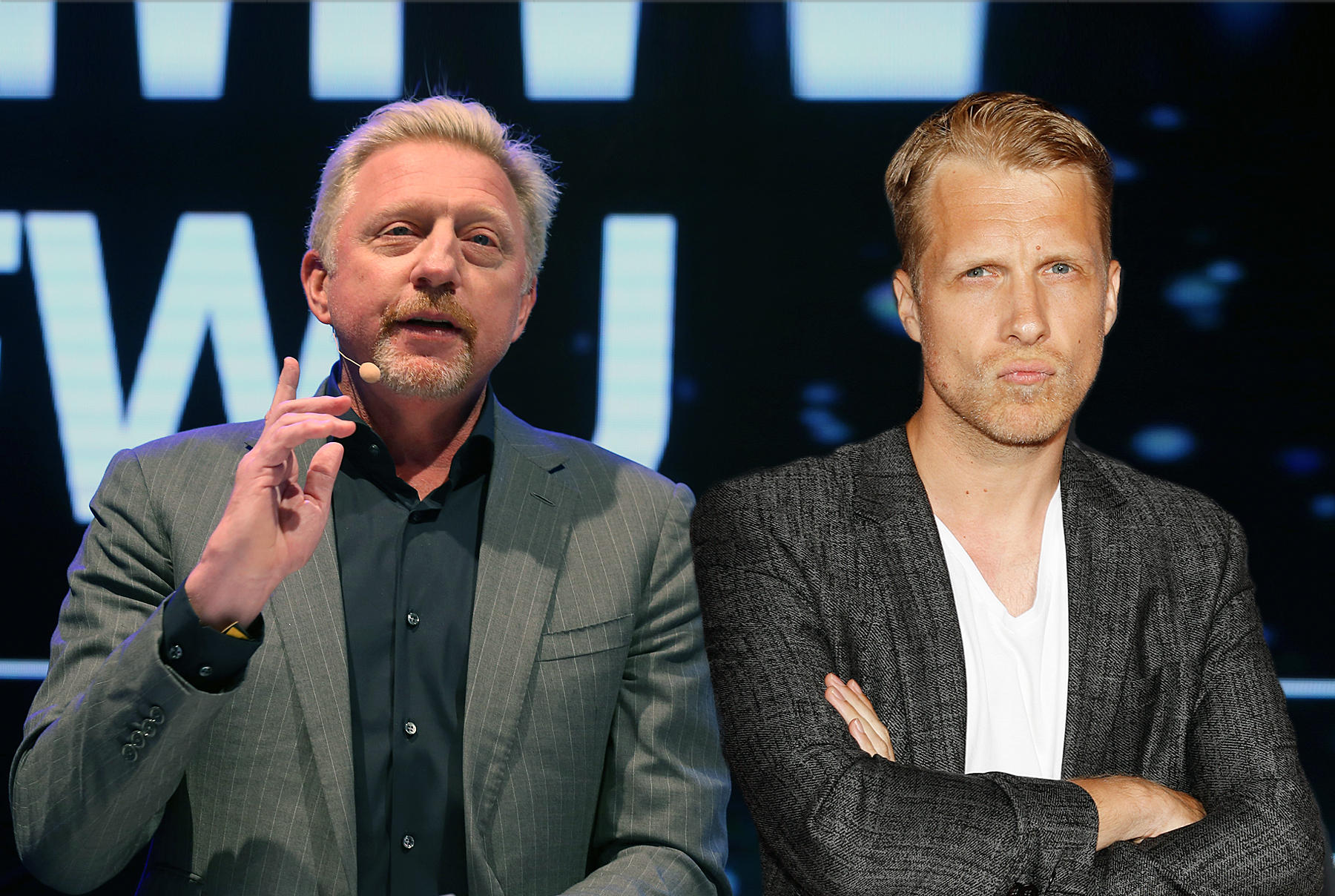Boris Becker, Oliver Pocher