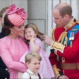 17. Juni 2017  Na, zieht etwa Prinz William an den Haaren seiner Tochter?