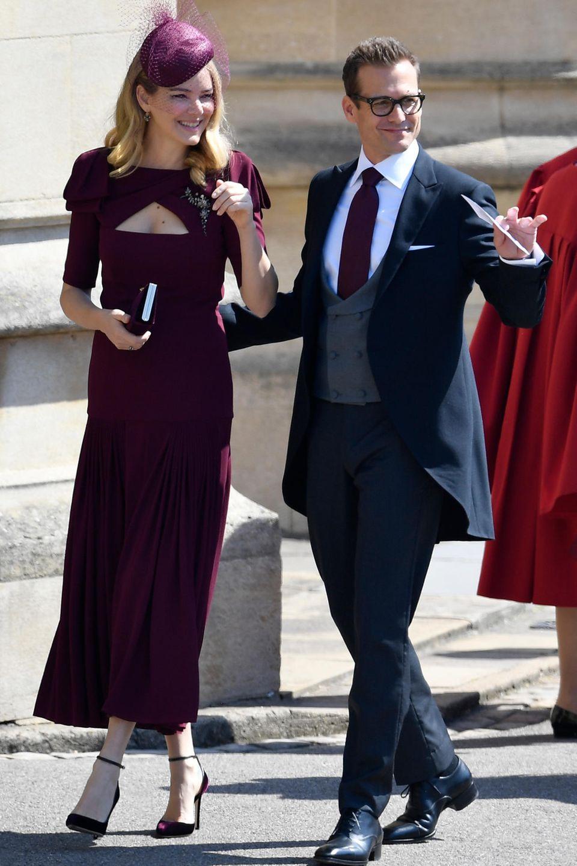 Gabriel Macht und seine FrauJacinda Barrett