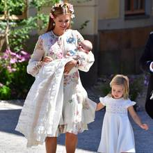 Prinzessin Madeleine, Prinzessin Adrienne, Prinzessin Leonore