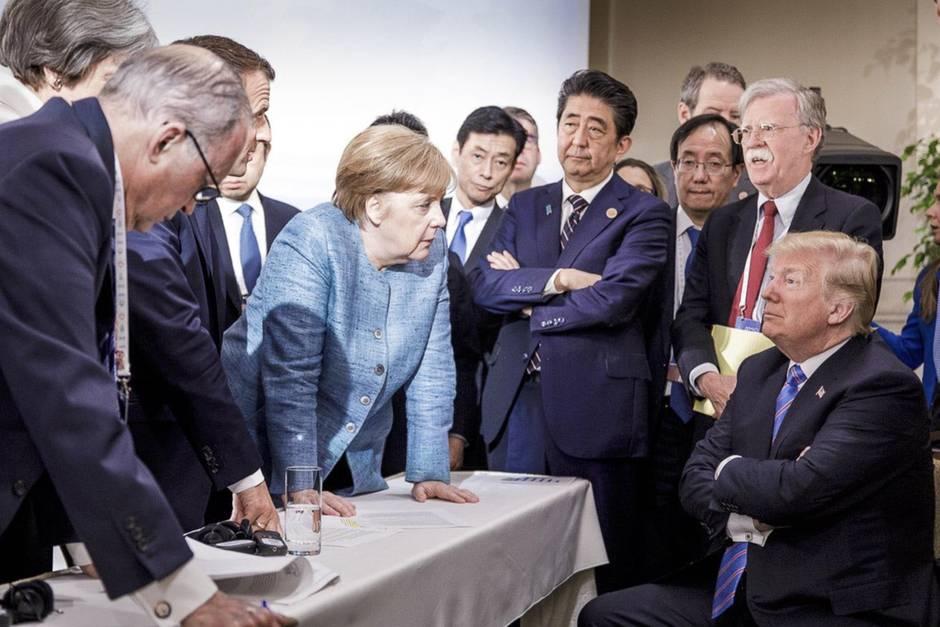 USA machen Kanada für beispielloses G7-Debakel verantwortlich