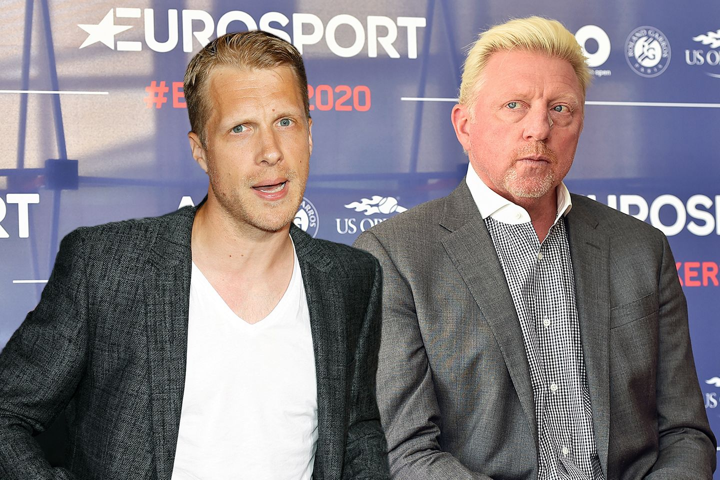 Oliver Pocher, Boris Becker