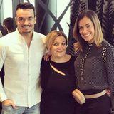 28. Januar 2018  Giovanni und Jana Ina feiern gemeinsam den Geburtstag von Giovannis Mama Clementina.
