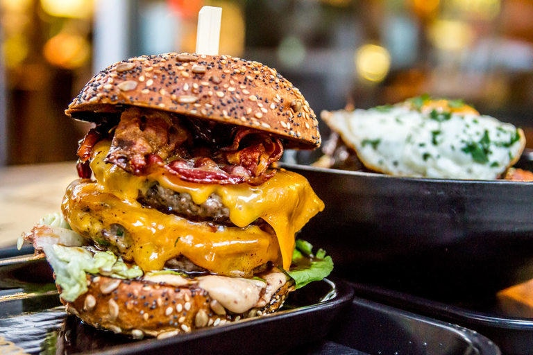 Hackbaron BeefBar: Burger beim Baron