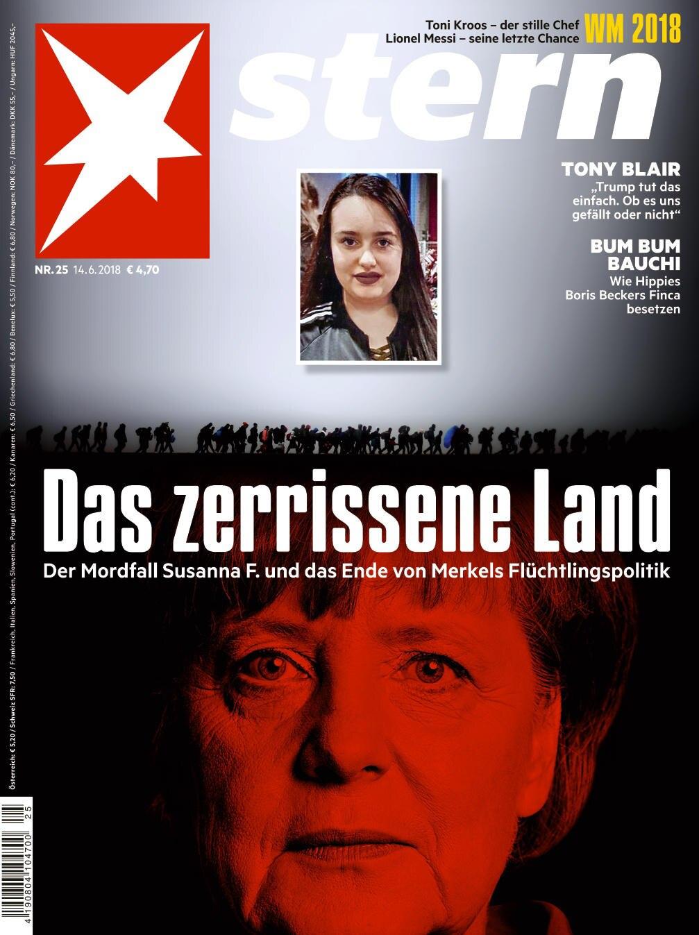 Stern Ausgabe 25