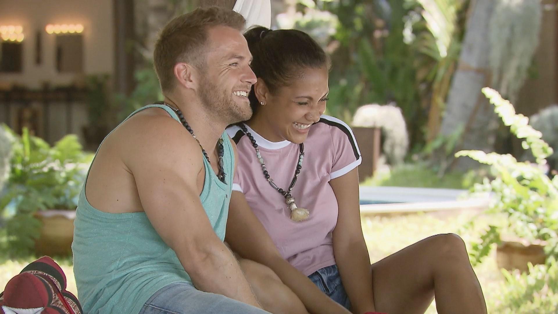 Philipp Stehler und Pamela Gil Mata