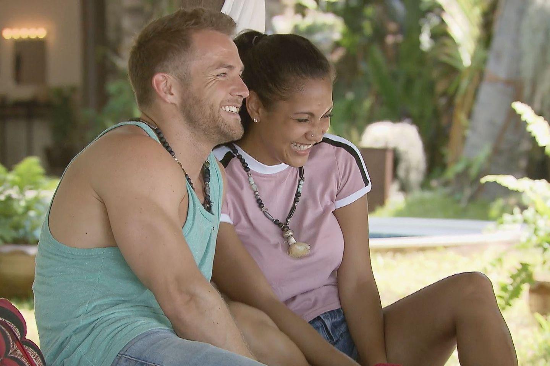 Pam und Philipp haben sich im Paradies kennengelernt - aber auch lieben?