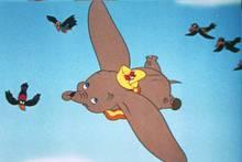 "Ausschnitt aus dem Film ""Dumbo"""