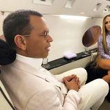 27. April 2018  Jennifer Lopez ist gemeinsam mit AlexAlex Rodríguezauf dem Weg zu ihrer Show in Las Vegas.