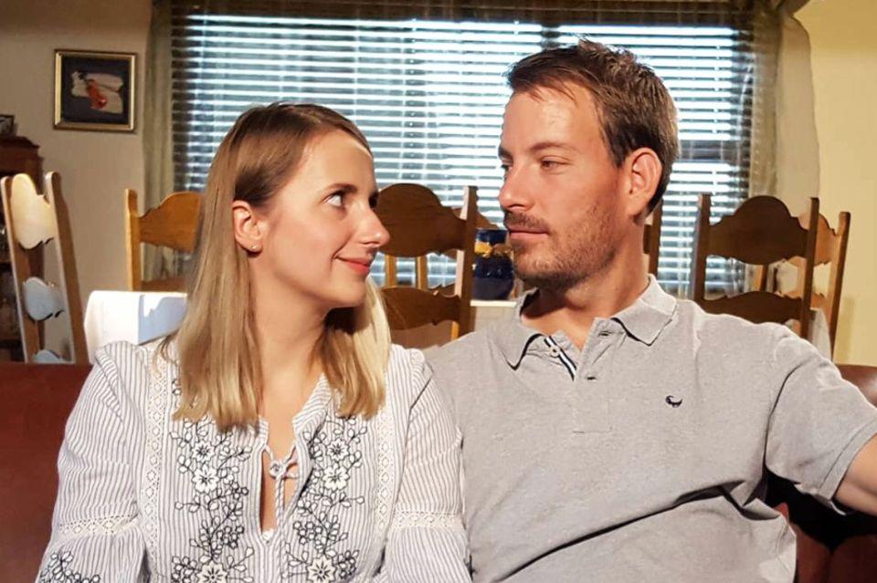 Farmer Gerald und seine Anna
