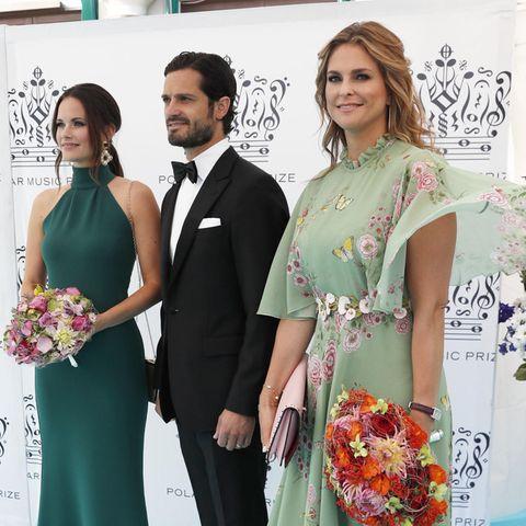 Prinzessin Sofia, Prinz Carl Philip, Prinzessin Madeleine