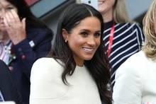 Bei Harry hot, bei der Queen züchtig: So unterschiedlich präsentiert sich Herzogin Meghan
