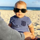 7. Juni 2018  Am Bondi Beach in Australien genießt der kleine Cooper die Sonne.