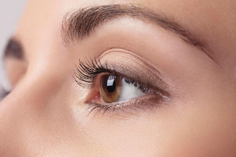 Die perfekten Augenbrauen verdienen viel Aufmerksamkeit