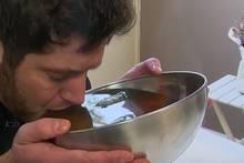 Er trinkt 20 Liter am Tag