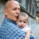 Emma Heming-Willis teilt zum Vatertag ein Foto ihres Ehemannes und Vaters ihrer Kids Mabel und Evelyn: Bruce Willis.