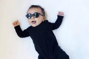 16. Juni 2018  So klein und doch schon so stylisch. Der kleine Ivervon Coco Rocha ist bereit für seine erste Reise nach Paris.